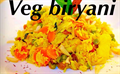 Foto Vegetable Biryani