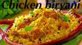 Foto Chicken Biryani